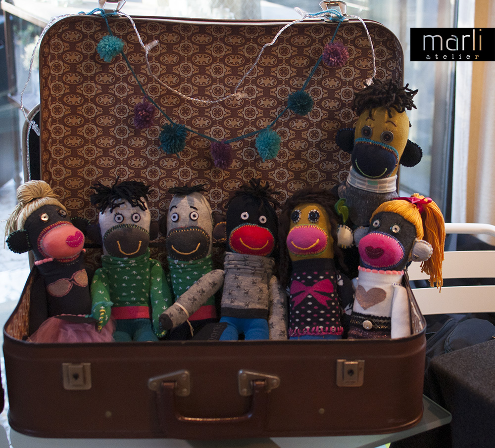Vriendes van de koffer
