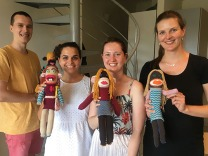 Sock Monkey Workshop II
